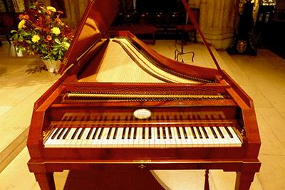 pianoforte clarke - bouvard