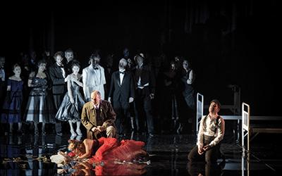 Traviata au Théâtre des Champs Elysées