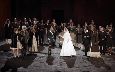 Cenerentola de Rossini à l'Opéra Garnier