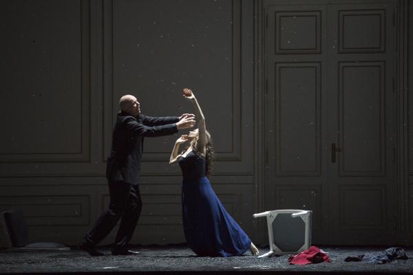 Berenice à l'Opéra Garnier