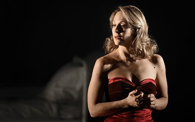 Vannina Santoni / Traviata au Théâtre des Champs Elysées