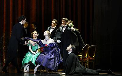 La Dame aux Camélias à l'Opéra Garnier