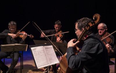 festival quatuor luberon