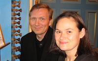 Marie-Ange Leurent et Éric Lebrun